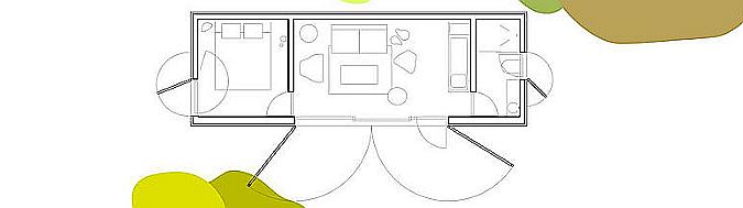 ÁPH80 Transportable House 03