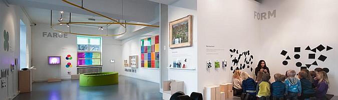 """el ovillo de ariadna - """"art lab"""" bergen art museum"""