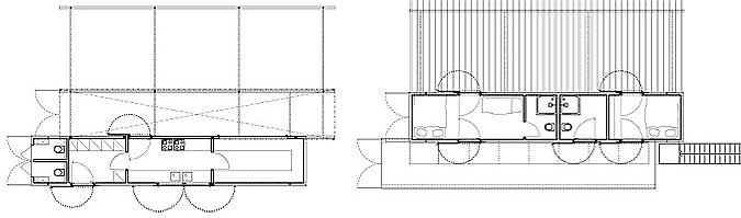 Judit Bellostes Dos Containers Y Una P Rgola 5ka