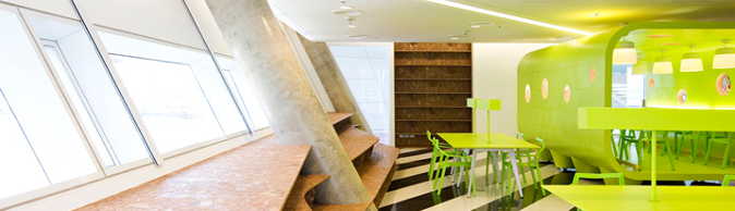 entorno creativo - bangkok university creative center