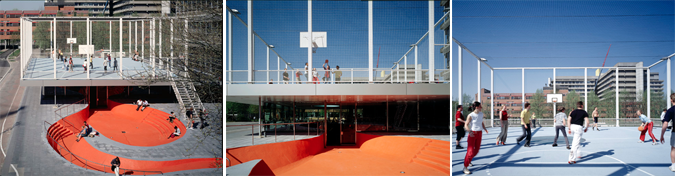 BasketBar by NL architects