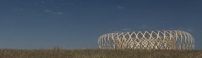 BigO, temporary pavilion 02