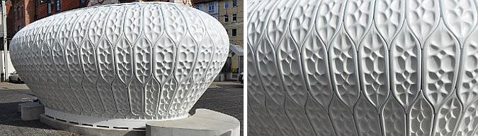 biomimesis aplicada - cocoon_fs pavilion