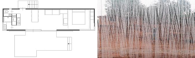 Casa Invisibile, modular house 02