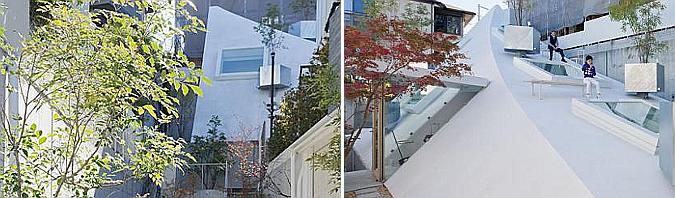 paisaje domestico - casa k en hyogo