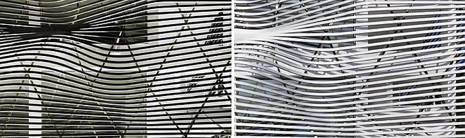 metal ondulado - dear jingumae project