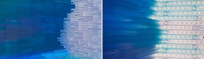 Deep Aqua, container exhibition in Tokyo 02