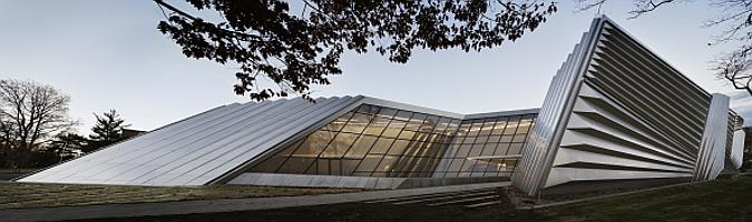acero plisado - eli & edythe broad art museum