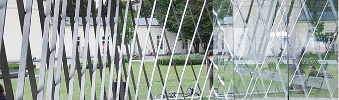 Elisengarten Archaeological Pavilion by Kadawittfeldarchitektur 02