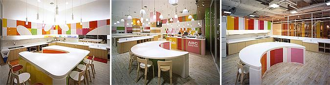 variaciones en color - Emmanuelle Moureaux architecture & design