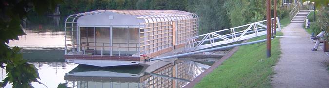 Floating House - estudio y residencia para artistas