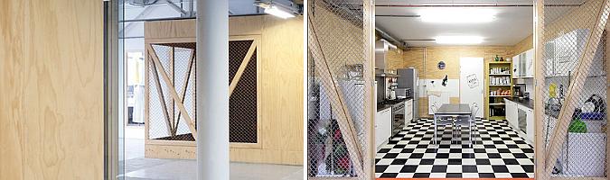 garage activo - garage notweg, workshop into creative hotspot