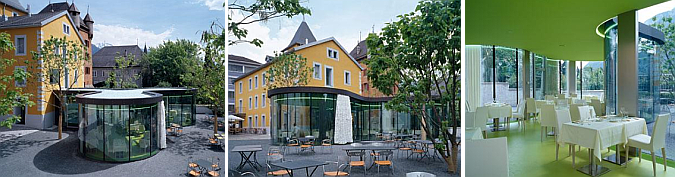 mineral/vegetal - Hôtel de la poste, transformation