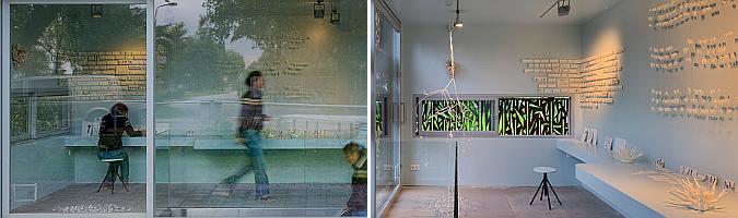 Het Bushok, Artist Studio by Borren Staalenhoef Architecten 01