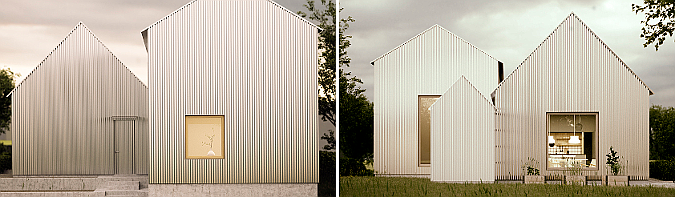 House for mother, Linköping