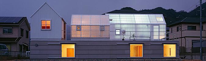 casa de casas - house in yamasaki