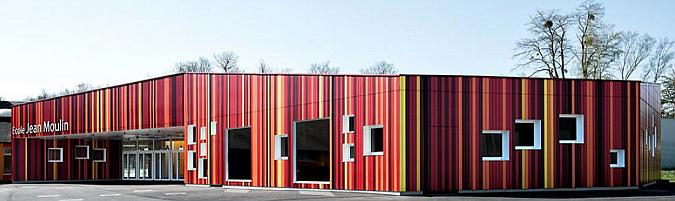 Jean Moulin elementary school