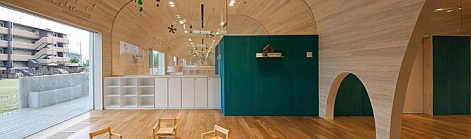 entornos de conectividad espacial - leimond-shonaka nursery school