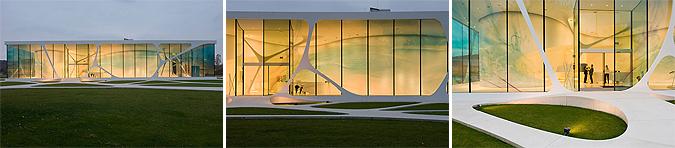 blanco orgánico - Leonardo glass cube