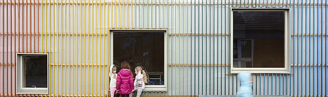 Little Hall, Prestwood Infant School by De Rosee Sa 01