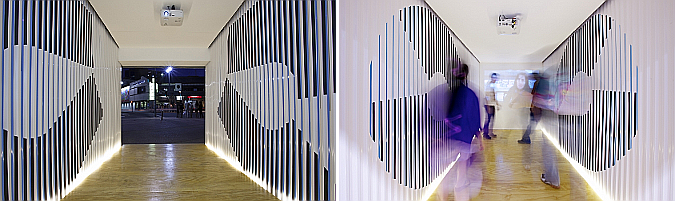 Little Tokyo Design Week 2011, Punto de Información