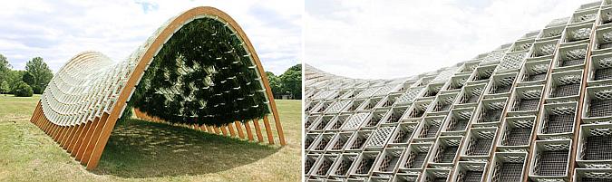 superfície de cultivo - living pavilion