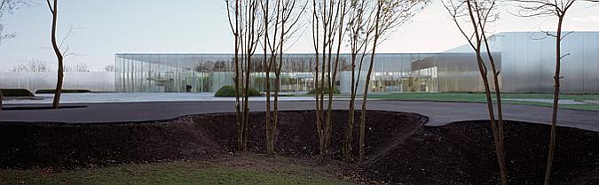 del carbón al arte - louvre-lens museum
