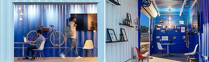 Make, co-working space by Rapt Studio 01