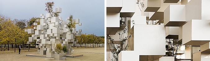 Many Small Cubes by Sou Fujimoto Architects 01