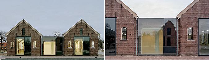 reflejos del tiempo - museum veenhuizen