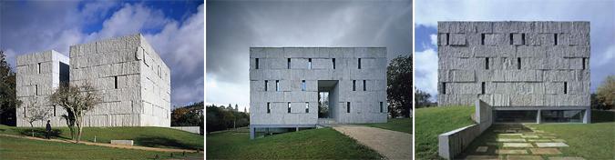 Arquitectura, piedra y acero. Musical studies centre Santiago de Compostela