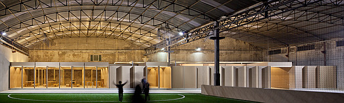 complemento directo - n10 sports facility