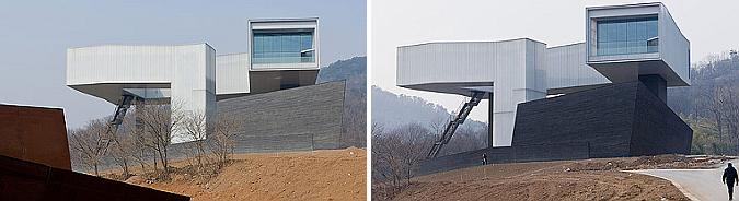 la dualidad del ser - nanjing sifang art museum
