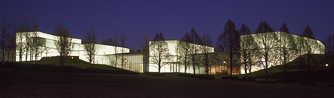 prismas de vidrio - Nelson-Atkins museum of art