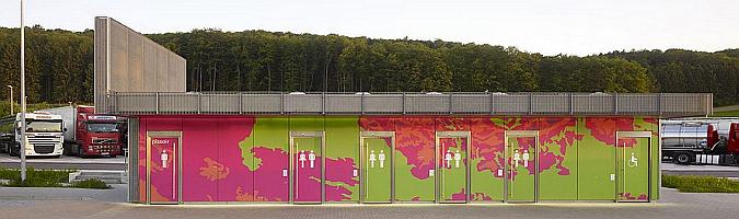Niedersachsen Motorway Toilets 02