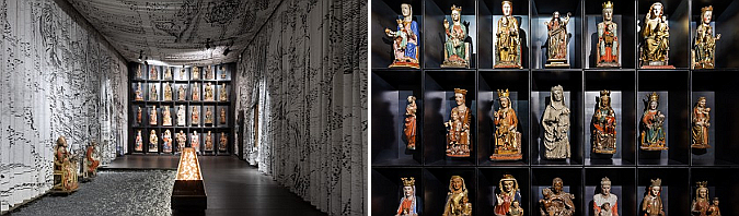 Occidents museum, Printed Curtain 02