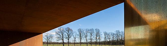 """""""Oude Landen"""" pavilion 01"""