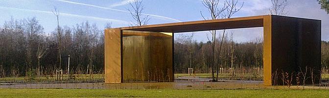 """""""Oude Landen"""" pavilion"""