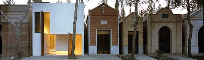 Panteón en Espinardo