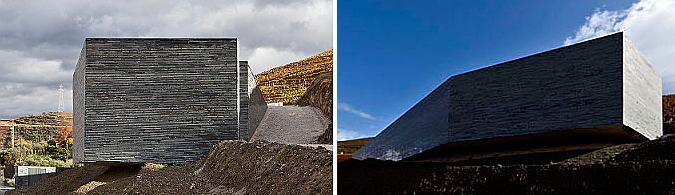 surcos de tierra, surcos de piedra - quinta do vallado, winery