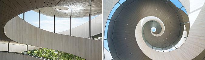 Ribbon Chapel by Hiroshi Nakamura & NAP 01