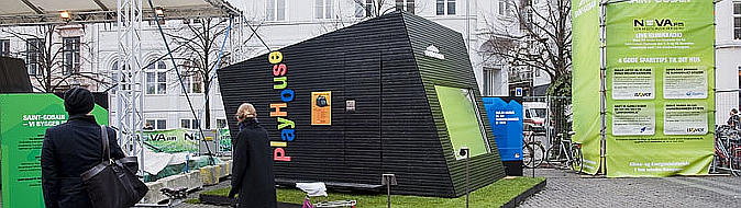 la casa de los juegos - saint gobain playhouse