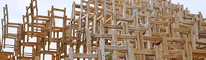 el pabellón de las sillas - seat pavilion