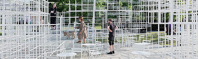 Serpentine Gallery Pavilion 2013 01