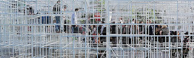 foro o anfiteatro - serpentine gallery pavilion 2013