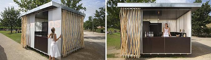 Simple Tech Kiosk