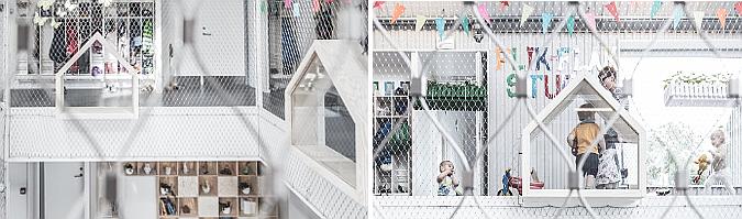 Smørblomsten Kindergarten by Cobe 02