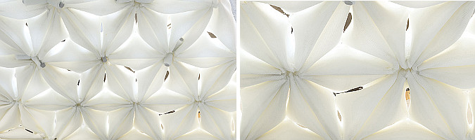 SpacerFabric, Experimental Pavilion by students of frankfurt university 02