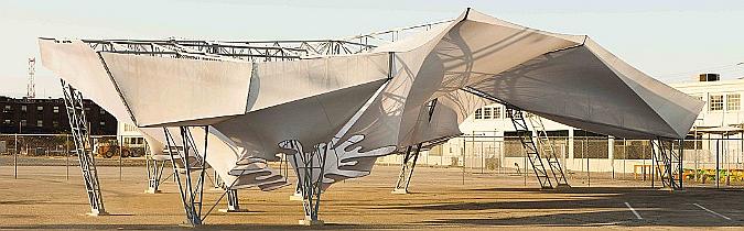 Stormcloud pavilion