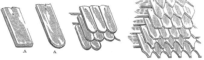 tejuelas de madera - manuales técnicos